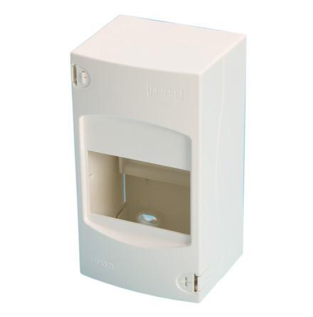 Normkapsling 4 moduler IP 30
