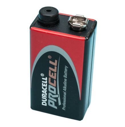 Batteri MN-1604/6LR61, 9V alkaline