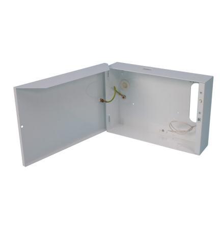 Metallkapsling vit för gemino / auxi
