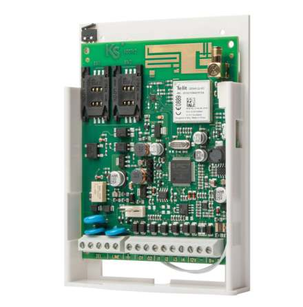 Larmsändare gemino 4 GSM/GPRS i plastkapsling