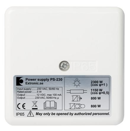Strömförsörjningsmodul PS-230
