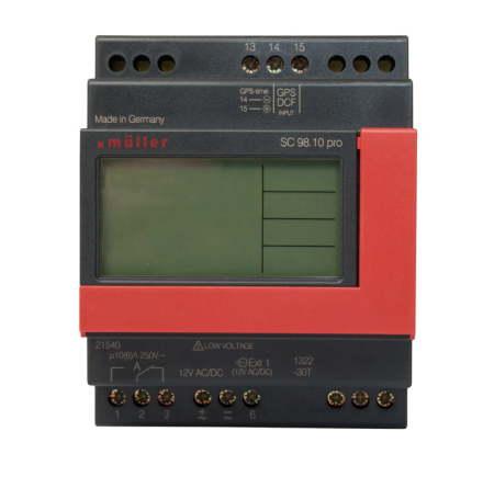 Kopplingsur SC9810 12VDC 1 kanal
