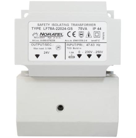 Transformator 24 VAC