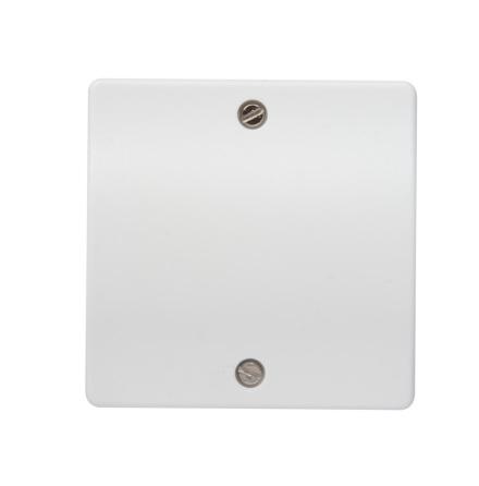 Kopplingsdosa 12-polig vit med kretskortsplint