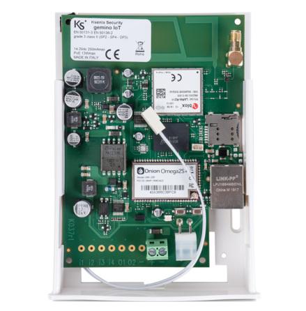 Larmsändare gemino IoT 4G-LTE/IP