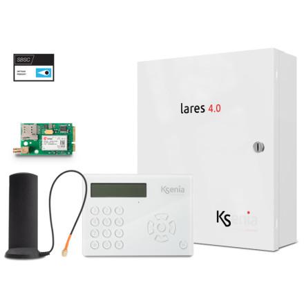 Larmpaket lares 4.0 40 WLS 4G