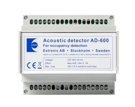 Akustisk Centralenhet AD-600