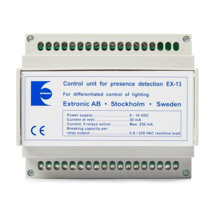 Logikmodul EX-13 4 + 1 kanal